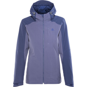 Salomon La Cote 2L Jacket Damen crown blue/medieval